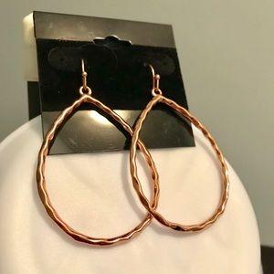 Julia Rose Gold Earrings Premier Designs Jewelry